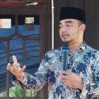 Cabup Paslon No 3, H.Muklis Saat Berkampanye Di Seberang Kota