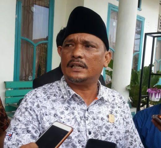 Wakil Ketua DPRD Tanjab Barat, H.Syafril Simamora SH