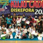 Atlet Taekwondo Usia 15 Tanjabbar Di Kejuaraan Codet Taekwondo Sesumatra