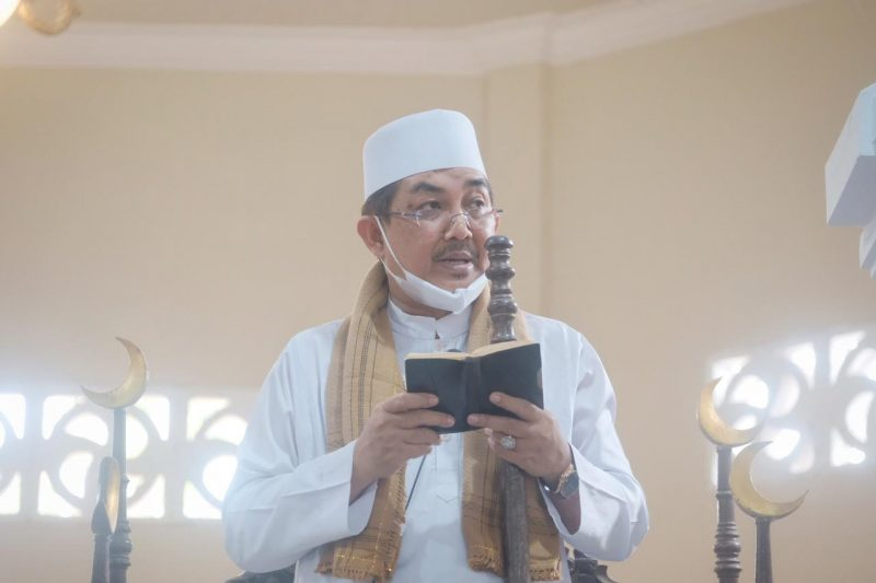 Bupati Tanjabbar Anwar Sadat