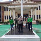 Sambutan Wakapolres Tanjabbar Kompol Al Hajat SIK pada Apel Silaturahmi Hari Buruh Sedunia di Mapolres Tanjabbar